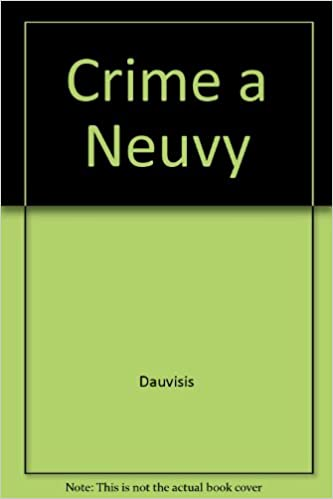 Lire en ligne Crime a Neuvy epub pdf