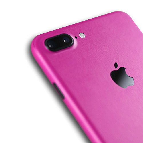 AppSkins Folien-Set iPhone 7 PLUS Full Cover - Color Edition pink