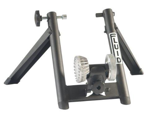 Graber Fluid Trainer Bike, Black For Sale