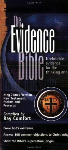 Evidence Bible Pkt PB, NT, PS, Prov