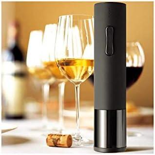 Decantador de vino de cristal hecho a mano, Kit de abridor de botellas de vino eléctrico con accesorios, juego de sacacorchos automático Contiene cortador de láminas de tapón de vacío y regalo del air