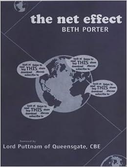 Book The Net Effect