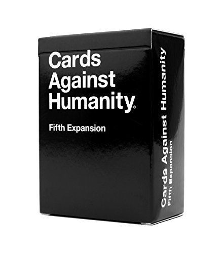 Cards Against Humanity: Fifth Expansion (Large Image)