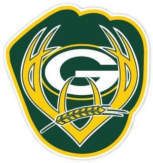 Combo Brewer (Wisconsin Fan Packers Brewers Bucks Sport Combo Logo 4