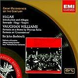 Elgar, Vaughan Williams: English String Music