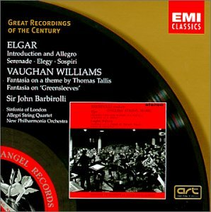 Elgar, Vaughan Williams: English String Music