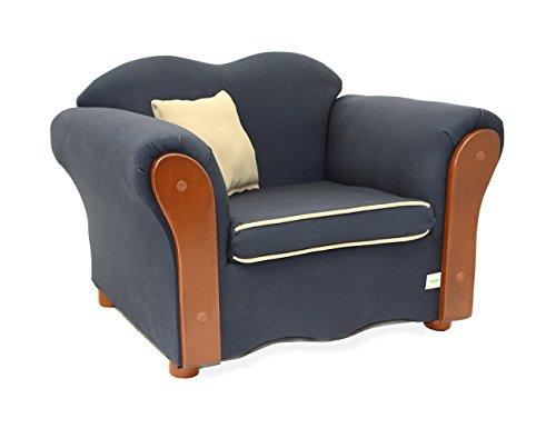 KEET Homey VIP Organic Kid's Chair, Navy Blue by Keet (Image #2)