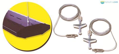 Light Tek T5 (Sunlight Supply Hanger Kit - One Point Connection)