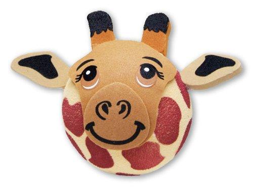 Tenna Tops Quantity 2 pcs pack Bessie the Cow Car Antenna Topper//Antenna Ball//Car Mirror Dangler