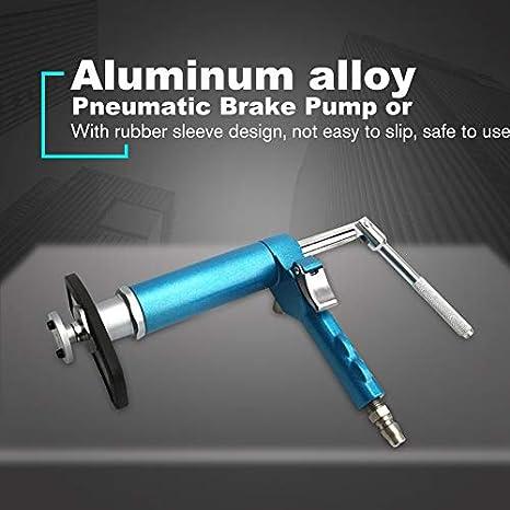 Matthew00Felix 16Pcs Pneumatic Brake Cylinder Adjustment Tool Brake Piston Return Tool Kit