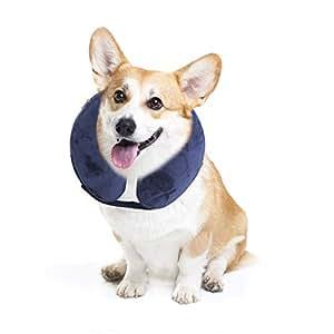Amazon.com: PAWISE - Collar hinchable para perros y gatos ...