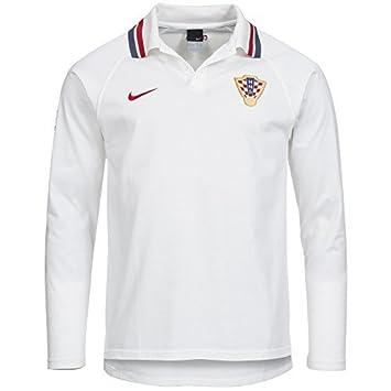 370c55f132915 Croatie nike polo de présentation - 109262-100 t-shirt à manches longues XL