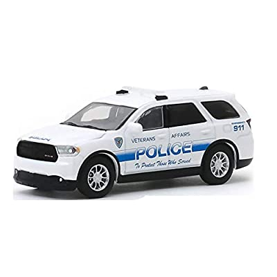 Greenlight 42900-F Hot Pursuit Series 33-2020 Dodge Durango - Veterans Affairs Police 1:64 Scale: Toys & Games