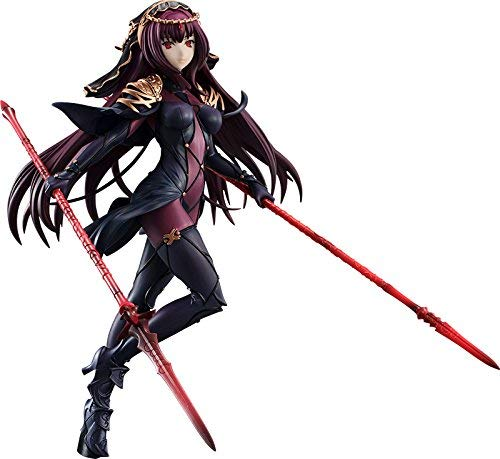 Furyu Fate Grand Order Lancer Scathach Third Ascension Action Figure, 7