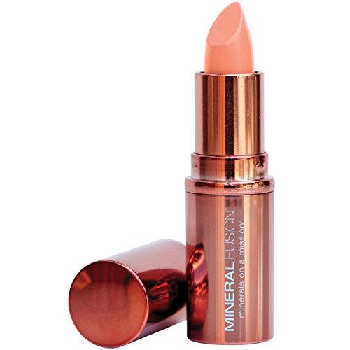 Mineral Fusion Lipstick, Melon.14 Ounce