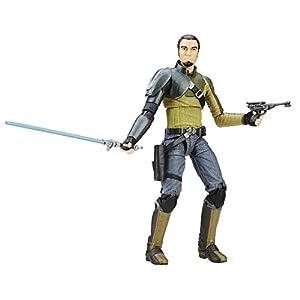 Star Wars Rebels Black Series 6 Inch Kanan Jarrus