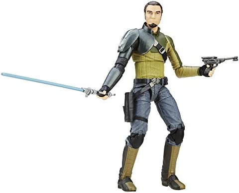 "Kanan Jarrus Star Wars The Black Series Rebels 6"" Action Figure In Stock"