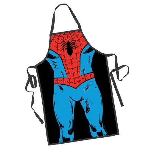 SUPER HERO APRONS - Spider Man