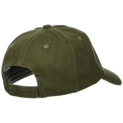 Dickies Willow City Gorra de béisbol, Verde (Dark Olive DKO), One (Tamaño del Fabricante:One Size) Unisex Adulto: Ropa y accesorios