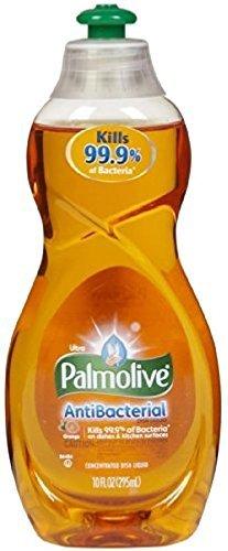 Palmolive Ultra Antibacterial Orange Dish Washing (Palmolive Liquid Dish Soap)