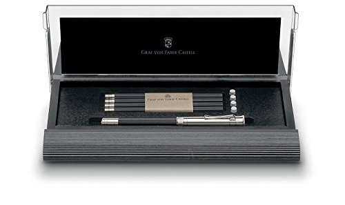 FaberCastell von Graf Perfect Pencil Desk Set Black by Faber-Castell