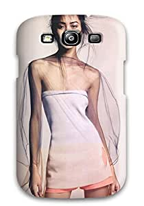 Hot Snap-on Liu Wen Hard Cover Case/ Protective Case For Galaxy S3