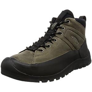 KEEN Men's Citizen Ltd Waterproof Hiking Boot, Safari, 9.5 M US