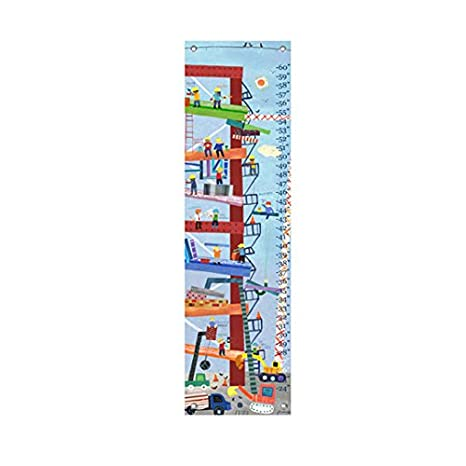 Buy Oopsy Daisy Construction Growth Chart Online At Low Prices In