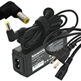 AC Adapter/Power Supply&Cord for Lenovo IdeaPad S10-2 S10e 4187 S12 S9e s10 s10-1211 s10-3 s10-3t s10-42312au s10-423135u s10e s9 by Unknown