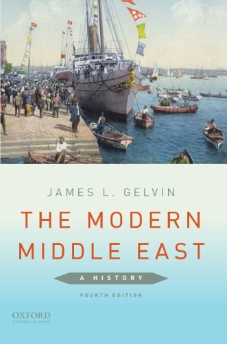 The Modern Middle East: A History by Oxford University Press