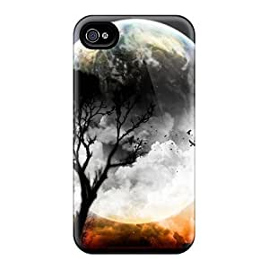 Iphone Cover Case - CSVsbgN1251aouQg (compatible With Iphone 4/4s)