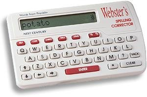Webster's Spelling Corrector NCS-100 by Websters