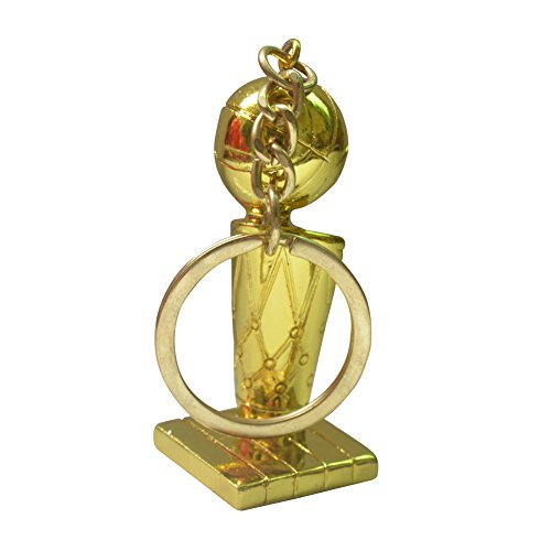 WOTOY Championship Trophy Cup Basketball Trophy Pendant Basketball Souvenir - Basketball Keychain Nba