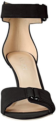 Heeled Women Black Nine Sandal Gainey West Synthetic PFPwx4Hq8