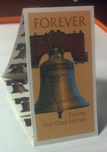 USPS Forever Stamps Liberty Bell, Booklet of 20 by USPS (Image #1)
