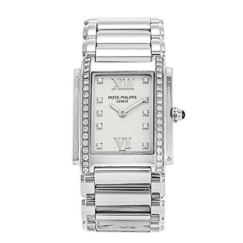 Patek Philippe Twenty 4 Diamond Ladies Watch - 4910/10A-011