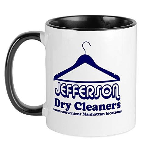 - CafePress Jefferson Cleaners Mug Unique Coffee Mug, Coffee Cup
