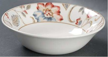 Flowers Coupe Cereal Bowl - 5