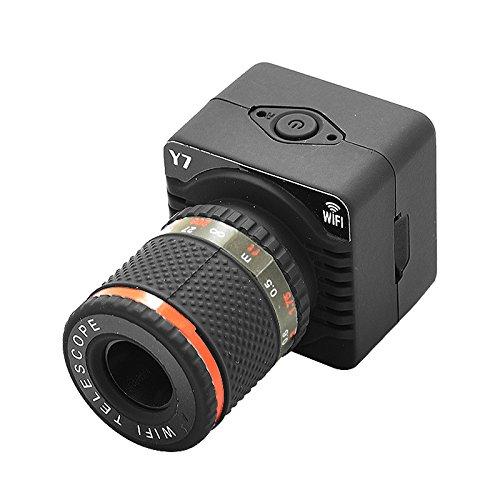 SODIAL Y7 HD 720P Digital Camera WIFI Wireless Camera 50x Telephoto Lens