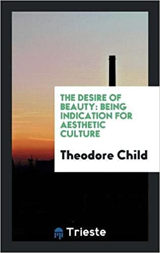The Desire of Beauty: Being Indication for Aesthetic Culture