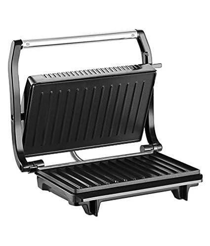 Pigeon Sandwich Griller Pannini Maker 2 Slice 700Watts Bl
