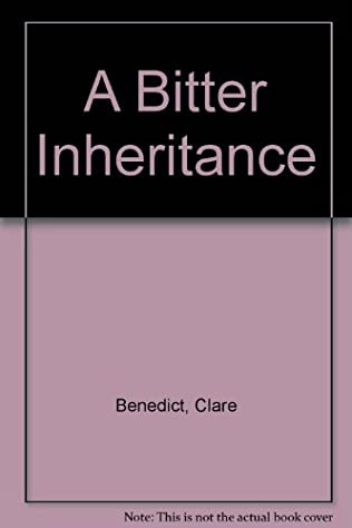 book cover of A Bitter Inheritance