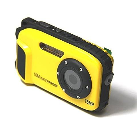 Waterproof camera,Bigaint BG003 16MP 8x Zoom Cameras 2.7 Inch LCD Digital Camera 10m Underwater Waterproof Camera (Waterproof Camera With Zoom)