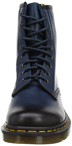 Dr. Martens Unisex 1460 8-tie Blonder-up Boot Marineblått