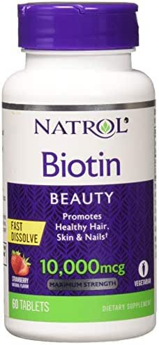 Natrol Biotin 10000mcg FST Dslv