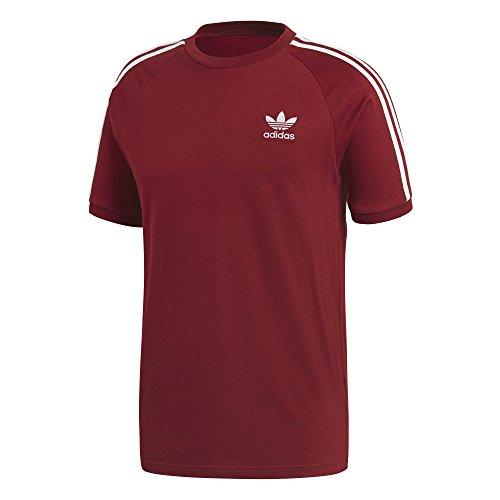 Adidas Originals T Burgundy shirt Collegiate Homme rrBxqS1