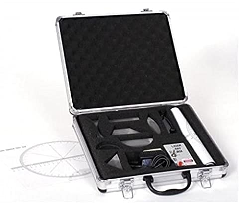 Geometric Laser Optics Kit with Case - Demonstration Kit