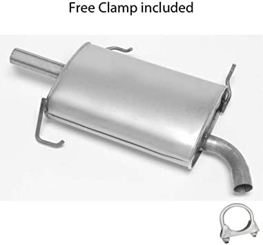 For 1993-1997 Nissan Altima Stainless Steel Hi Flow Catalytic Converter Exhaust