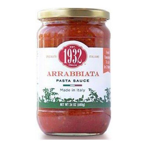 Menu 1932 Arrabbiata Pasta Sauce, 24 oz (Pack of 2)