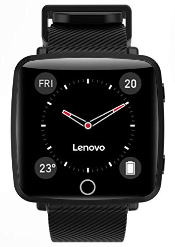 Lenovo Carme HW25P Smartwatch Green (BLACK)